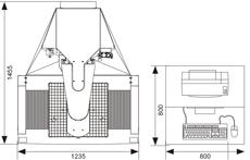 標準配置圖 (上面圖)