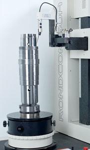 * CNC 检测器夹具 (选购配件)