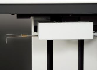 <strong>檢測器</strong><br /> 測量範圍 Max 5mm<br /> 規頭 電動回縮功能